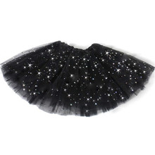 Танцуют saias pettiskirts туту пушистый принцесса партия юбки юбка новорожденных девочек