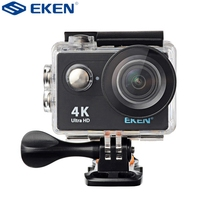 EKEN H9 Action Camera HD 4K 25FPS 1080p 60fps 720P 120 WiFi 2 0 170Degrees Underwater