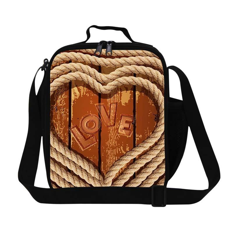 2015 New Hot Variety Pattern Lunch Bag Lunchbox Women Handbag Waterproof Picnic Bag Neoprene Lunch Bag For Kids Adult