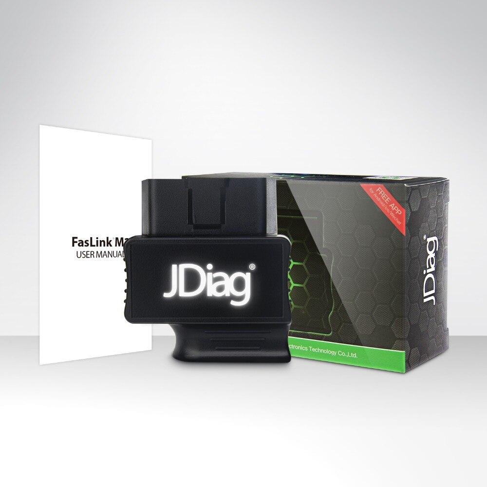 Jdiag Faslink M2 bluetooth interface