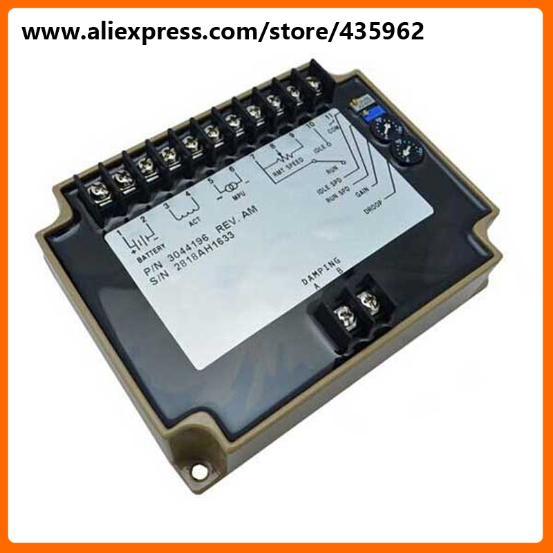3044196 electronic governor speed control unit for generator high quality genset spare part3044196 electronic governor speed control unit for generator high quality genset spare part