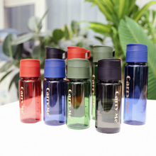 Summer Brief Sport Drinking Water Bottle With Filter My Bottles Portable Space Travel BPA Free For Adults
