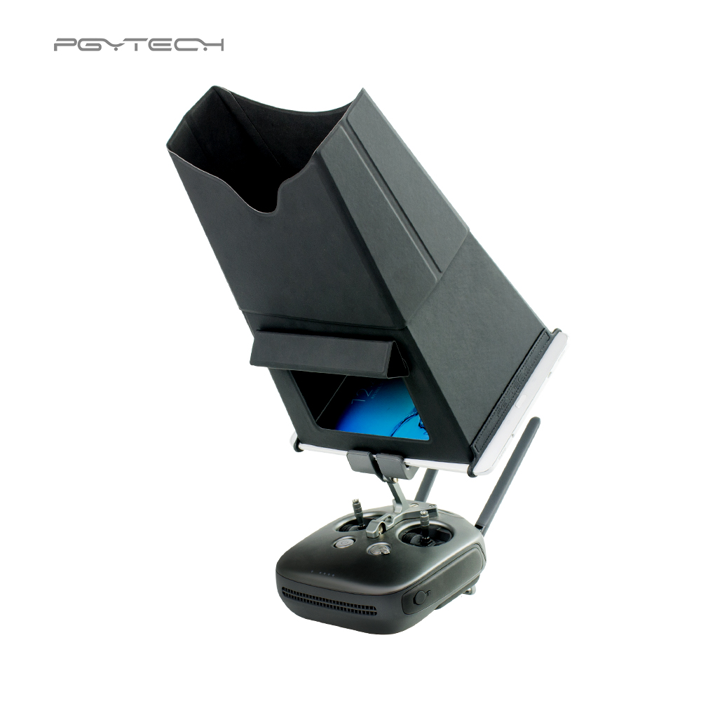 PGYTECH 7 9 9 7 Inch Surrounded Lens Hood Remote Controller Monitor Hood for Tablets dji