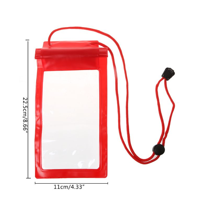 Strong 3 Layer Sealing Swimming Bags Waterproof Smart Phone Pouch Bag Diving Bags For IPhone Pocket Case For Samsung Xiaomi HTC