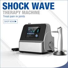 Переносной пневматический ударно-волновой физиотерапевтический аппарат Волновая терапия Ударная волн