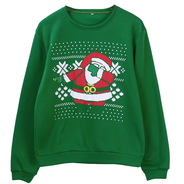 Green Mens ugly christmas sweater 5c64c1130c9df