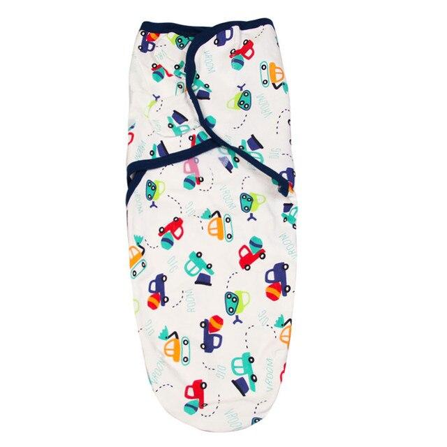 12 Types Cute Baby Swaddle Infant Wrap Envelope Blanket Newborn