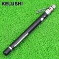 KELUSHI VFL De Fibra Óptica Cable Tester Pen Localizador Visual de Fallos De Fibra Óptica Láser Rojo 30 mw Buscador 30Km Gama Checker