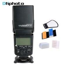 YONGNUO YN-568EX II YN568EX III Drahtlose TTL HSS Blitz Speedlite für Canon 1100d 650d 600d 700d für Nikon D800 D750 D7100