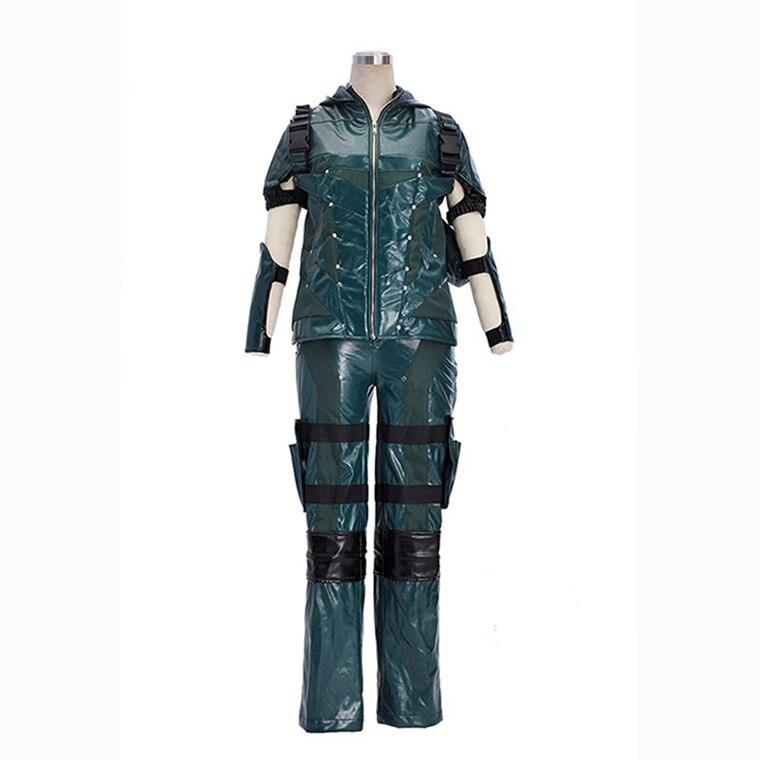 2016 Green Arrow Season 4 Oliver Queen Uniform Top Grade Cosplay Costume for Christmas & Halloween