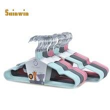 Пластиковые вешалки Sainwin для одежды, 30 шт./лот, 40 см/30 см