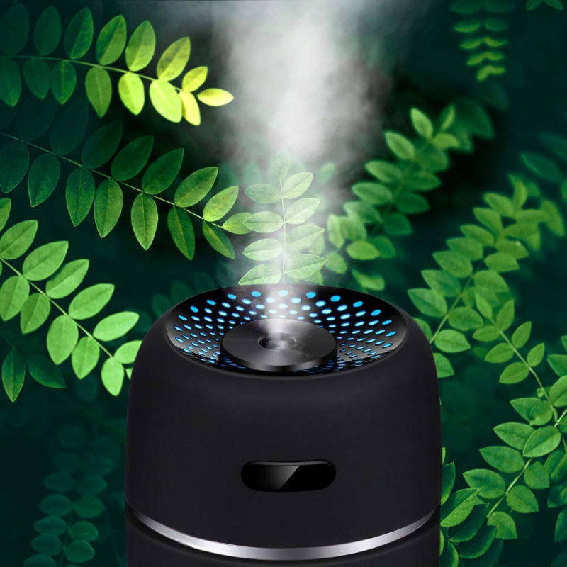 New Mini Car Humidifier Home Silent Desktop Portable USB Air Purifying Humidifier