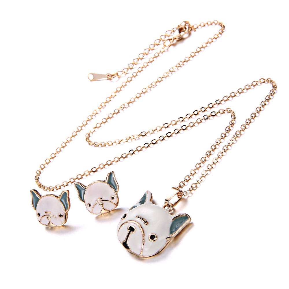 Earring Sets Animal Party Gift Rose Gold  Wedding Bride Jewelry