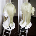 High Quality Medium Long Straight Arcangelo Worick Wig GANGSTA Synthetic Hair Anime Cosplay Wig Cos Wigs