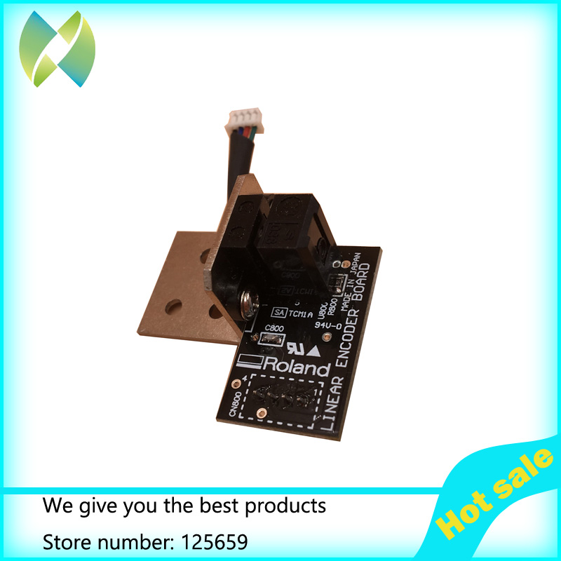 for Roland RE-640/ RA-640/ VS-640/ VS-300/ VS-420/ VS-540/ VS-300i/ VS-540i/ VS-640i Linear Encoder Sensor printer parts куплю насос цнс 300 420
