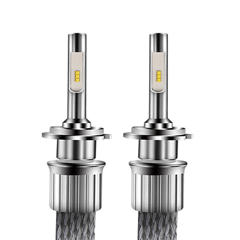 2018 2pcs H7 H4 Led Headlight H8 H9 H11 H1 H13 H3 9004 9007 9005 9006 9012 Hb3 Hb4 90w 9600lm 6000k Bulb For Auto Car Lights Refreshing And Enriching The Saliva Car Lights
