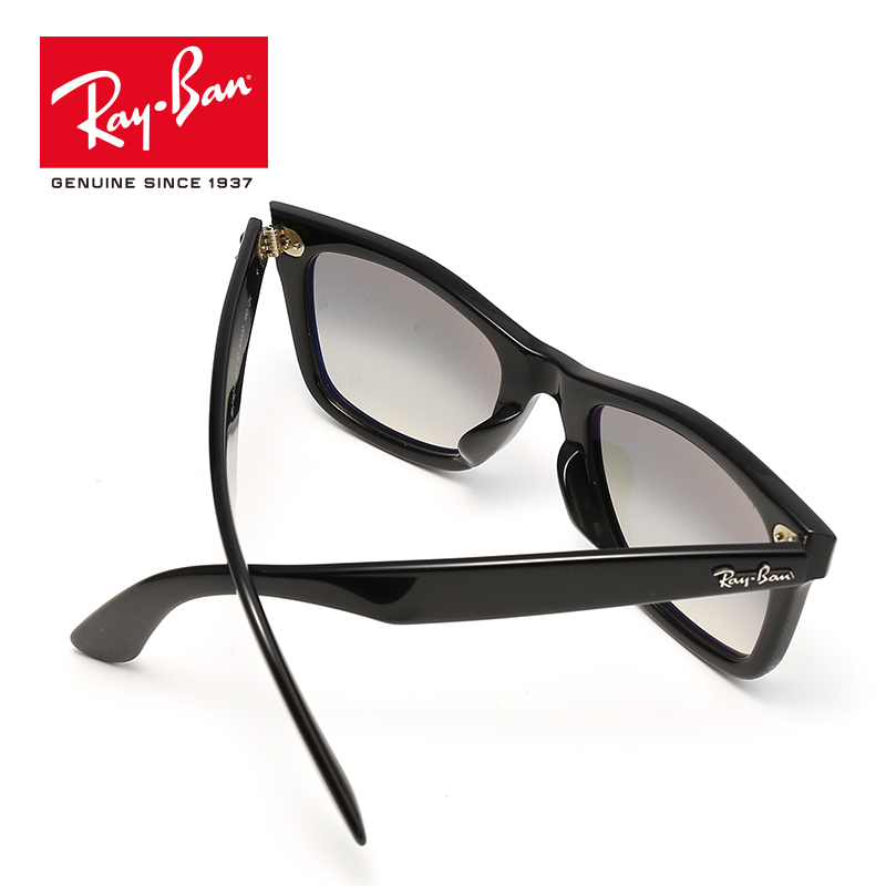 dc7117e25fe ... best 2018 rayban sunglasses square simple gradual mirror for mens  womens rb2140f in hiking eyewears from