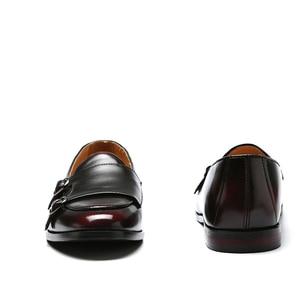 Image 4 - Nam Cho Nữ Giày Da Cho Nam Công Sở Oxford Đế Thời Trang Cho nam Size Lớn 38 47