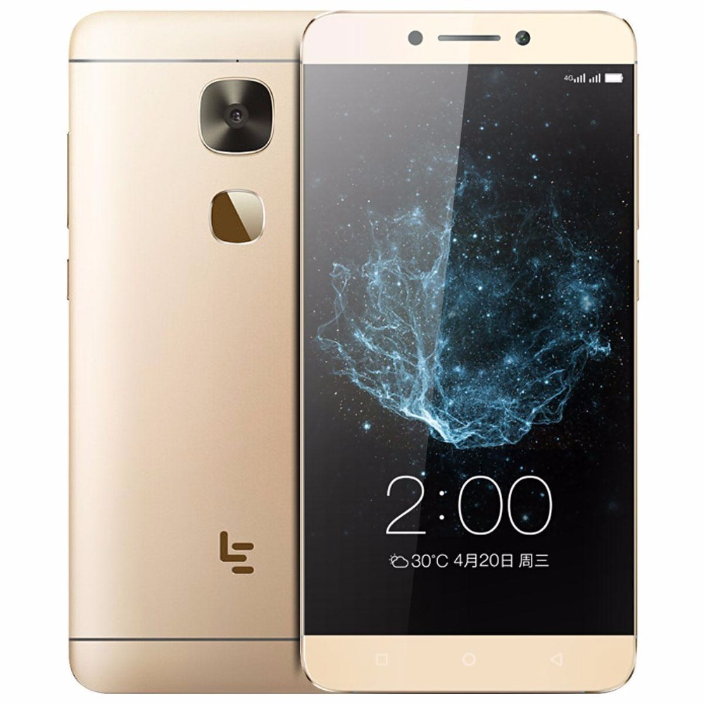 "Original Letv LeEco Le S3 X522/X526 4G LTE Mobile Phone 5.5"" 3GB+32GB Snapdragon 652 Octa Core Android 6.0 4G LTE Fingerprint"