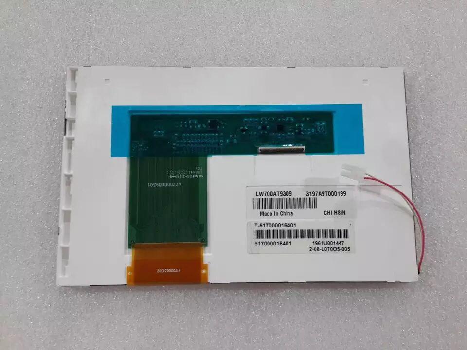 100% orijinal yeni LW700AT9309 LCD ekran100% orijinal yeni LW700AT9309 LCD ekran