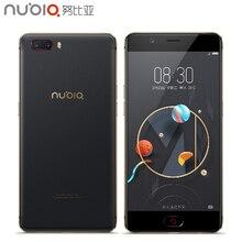Original Nubia M2 Mobile Phone 5.5″ Scree 4GB RAM 128GB ROM Snapdragon 625 Octa Core 13MP Dual Camera 3630mAh 4G LTE Smartphone