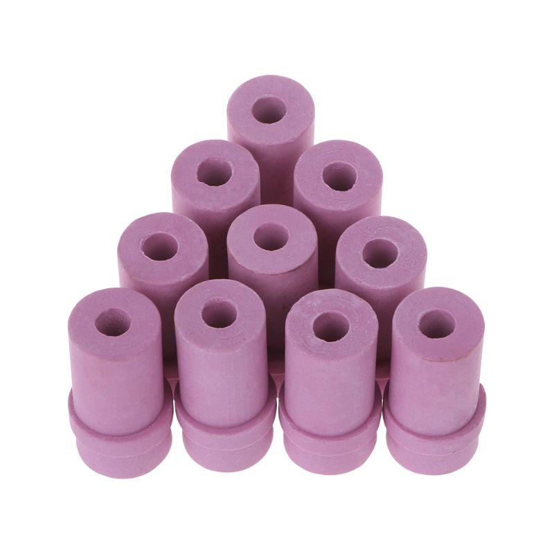 10x 5//6//7mm Ceramic Sand Blasting Nozzle Replacement Nozzles For Sand Blast