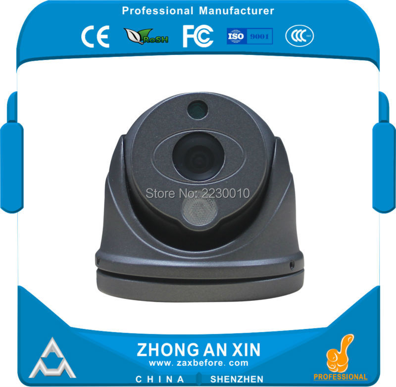 700TVL Analog High Definition IR night vision Mini Dome Car cabin camera Vehicle security camera Bus camera