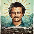 Ожесточенные Солнце Пуля Narcos портрет ТВ Vintage Retro Poster Декоративные DIY Наклейки Стены Дома Постеры Декор Подарок