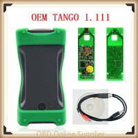 2019 Hot Sale Car Diagnostic tool OEM Tango 1.111 version Key Programmer with All Software and Auto Key Transponder DHL free