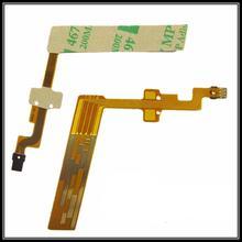 10 шт.! Новые запасные части для CANON 18-55 мм 18-55 мм фокусировка объектива электрическая щетка гибкий кабель второго поколения II
