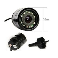 Car Parking Rear Waterproof HD CCD Sensor 170Degree 4 LED Lamp Night Vision Car Parking Rear