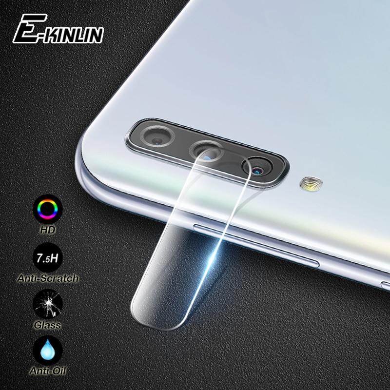 Back Camera Lens Film Screen Protector Tempered Glass For Samsung Galaxy A90 5G A80 A70 A60 A50 A40 A30 A20e A20 A10 A10s