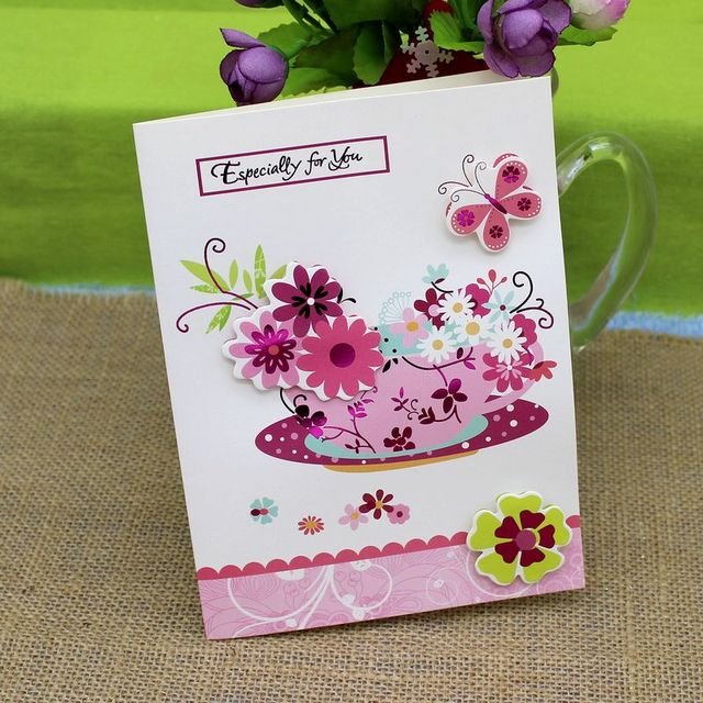 aliexpress  buy cheap wholesale korea creative greeting card, Birthday card