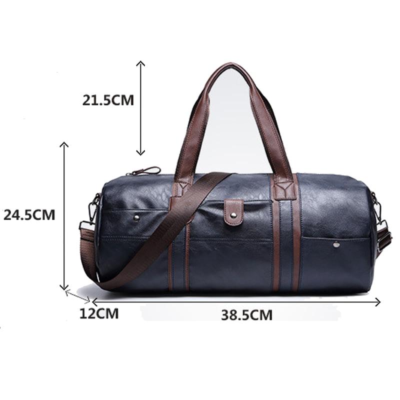 Най-високо качество PU кожа пътека - Багаж и пътни чанти - Снимка 3