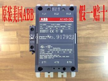 [ZOB] The United States original (Swedish) A145-30-11 A series contactor AC/220-230V genuine original