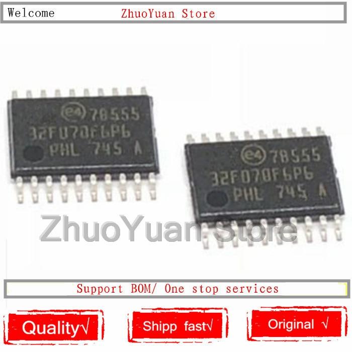 1PCS/lot STM32F070F6P6 STM32F070 32F070F6P6 TSSOP20 New Original IC Chip