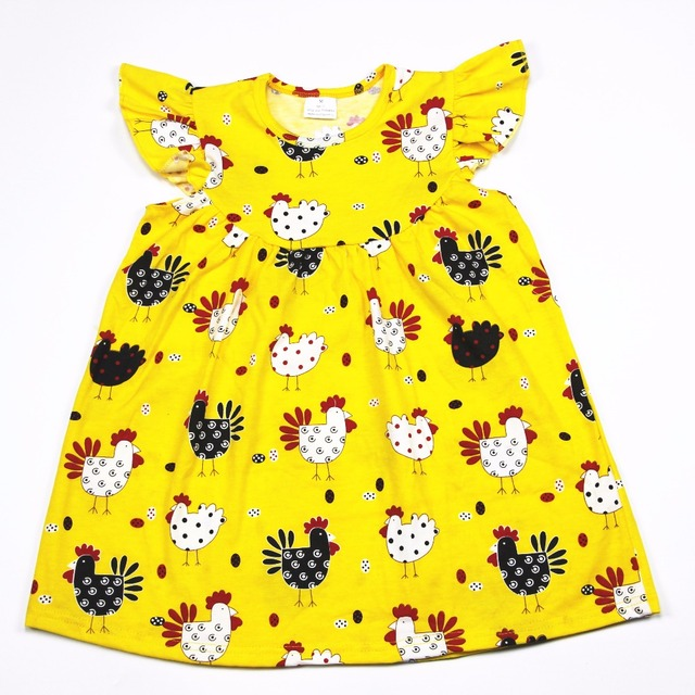40f670565 Bulk wholesale spring dress boutique toddler girls ruffle pearl ...