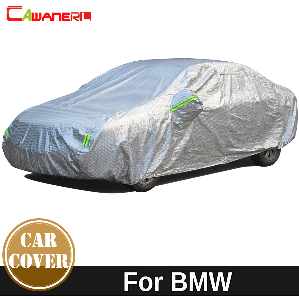 Cawanerl Thicken Car Cover Sun Snow Rain Resistant Cover For BMW M1 M2 M3 M6 E26 E30 E36 E46 E90 E92 E93 F80 E24 E63 E64 F06 F12 wireless control rgb led demon eyes light for bmw e87 e21 e30 e36 e46 e90 e24 e63 e32 e38 e65 e31 projector lights lens no error