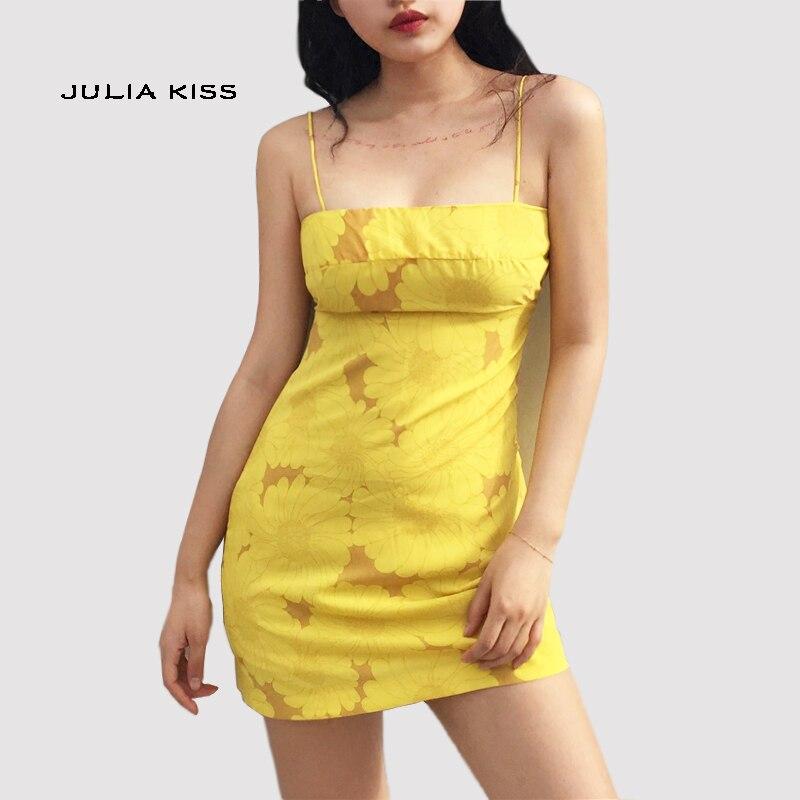 Women Print Cami Dress Mini Fit Dress