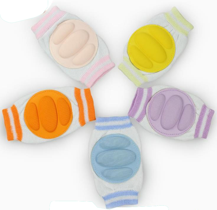 Hot Sale!Kids Safety Crawling Elbow Cushion for Infants Toddlers baby Leg Warmers Baby Knee Pads Protector Baby Kneecap