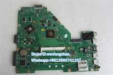 Free shipping Laptop motherboard 60NB06E0-MB1530 69N0RDM15C01 X550W main board rev:2.0 For X550WE motherboard