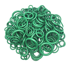 """HARBLL 270PCS 18 Size Mixed R134a R12 Auto Air Conditioning Compressor """"O""""-ring Rubber Seals kits Air Conditioning Rubber Ring"""
