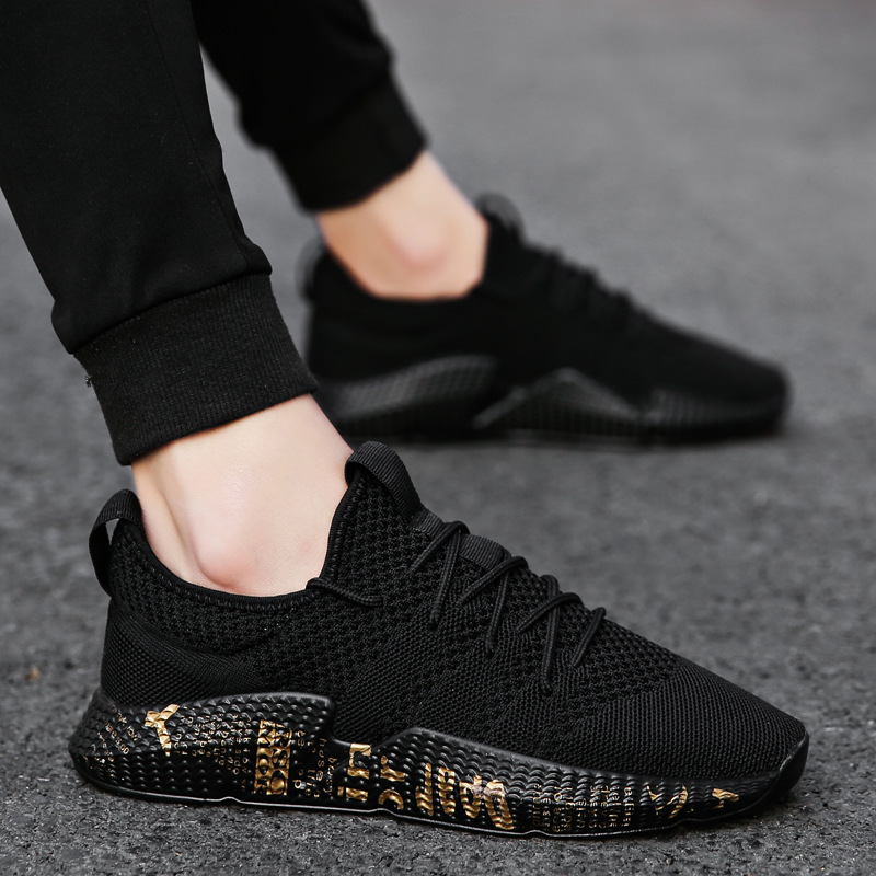 Running Shoes Chaussure C8101 Homme 59 Autumn for US15 Brand Black Summer Men Breathable Male 35OFF Adult Men Sneakers Running Spring in Shoes F1JTKlc