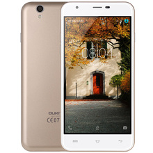 Oukitel U7 MAX Mobile phone 5 5 Inch 3G Android Smartphone HD IPS Screen MTK6580A Quad
