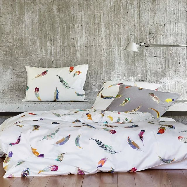 Egyptian cotton bedding sets sheets feather duvet cover - Drap housse king size ...
