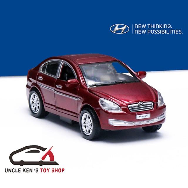Hyundai Accent Toy | eBay |Diecast Hyundai Accent