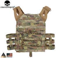 EMERSONGEAR Tactical Vest MOLLE JPC Vest Airsoft Paintball Molle Portante del Piatto di Maglia Della Cassa di Protezione Multicam Combattimento Maglia EM7344