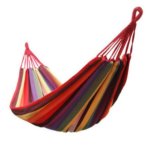 LuckyAngel Hihg Quality Hammock hamac outdoor double hammock camping hunting Leisure Products super big size hamaca