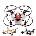 2016 New Version Yizhan Tarantula2.4G4CH RC Quadcopter Mimi Drone with Hyper IOC bright LED lights Remote Control Helicopter Toy