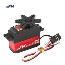 JX PDI-HV2545MG 25g Metal Gear Digital High Voltage Tail Servo for RC 450 500 Helicopter Fixed-wing Airplane power hd 3689mg high speed servo for 500 helicopter black red